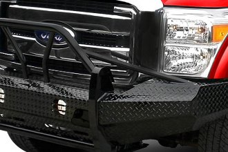 Frontier Truck Gear® - Xtreme Series Front Bumper
