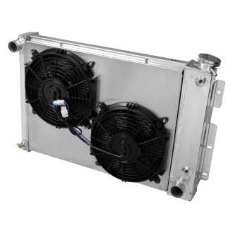 Frostbite® - Economy™ Dual Fan with Shroud Package