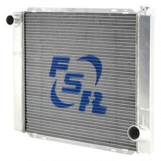 FSR Racing® - Triple Pass 2 Row Radiator