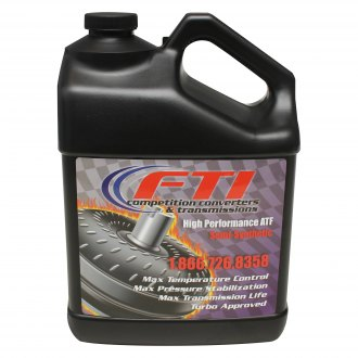 FTI® - High Performance Racing Transmission Fluid