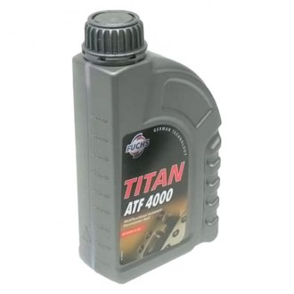 Fuchs® - Titan™ ATF 4000 High Performance Automatic Transmission Fluid