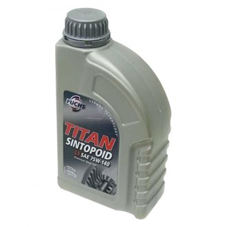 Fuchs® - Titan Sintopoid LS™ Synthetic Differential Oil