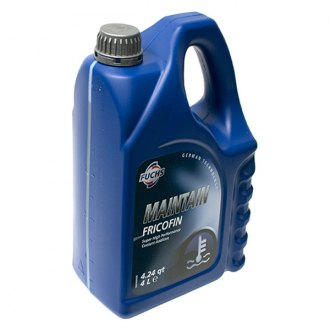 Fuchs® - Maintain Fricofin™ 4 L G48 Blue Concentrate Coolant/Antifreeze