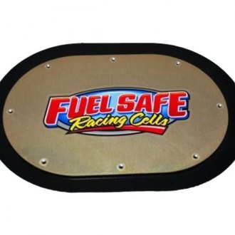 "Fuel Safe® - 7"" x 12"" Treated, Cover Plate with Wear Guard"