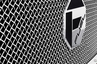 FUEL® - Studded Polished Mesh Grille