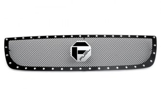 Fuel® - Studded Black Mesh Grille