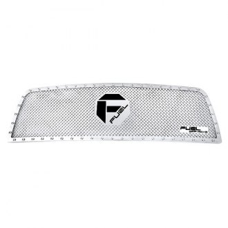 Fuel® - 1-Pc Formed Polished Mesh Grille