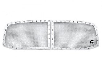 FUEL® - 2-Pc Studded Polished Mesh Grille