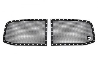 FUEL® - 2-Pc Studded Black Mesh Grille