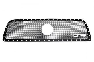 FUEL® GF19631 - 1-Pc Studded Black Mesh Grille