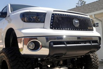 FUEL® - 1-Pc Studded Black Mesh Grille Replacement