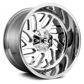 FUEL® - D609 TRITON 1PC Chrome