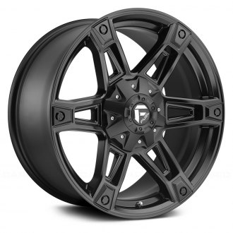 FUEL® - D624 DAKAR 1PC Matte Black