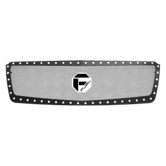 Fuel® - 1-Pc X-Metal Series Black Mesh Grille