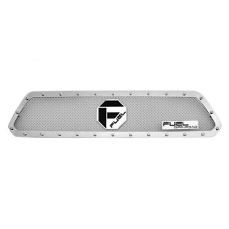 Fuel® - X-Metal Series Polished Mesh Grille