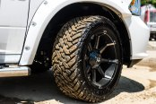 FUEL® - MUD GRIPPER M/T Tire on Dodge Ram