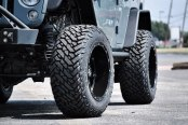 FUEL® - MUD GRIPPER M/T Tire on Jeep Wrangler