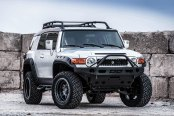 FUEL® - MUD GRIPPER M/T Tire on Toyota FJ Cruiser