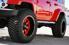 FUEL® - Mud Gripper M/T Off-Road Tires