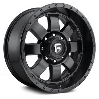 FUEL® - D626 BAJA 1PC Matte Black