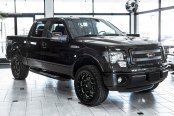 FUEL® - BOOST Black with Milled Accents on Ford F-150