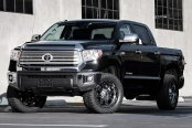 FUEL® - BOOST Chrome PVD on Toyota Tundra