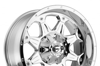 "FUEL® - BOOST Chrome PVD (20"" x 9"", +20 Offset, 5x127 Bolt Pattern, 78.1mm Hub)"