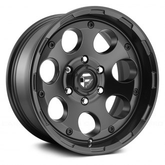 FUEL® - D608 ENDURO 1PC Matte Black