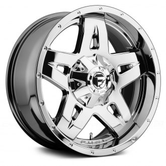 FUEL® - FULL BLOWN 1PC Chrome PVD