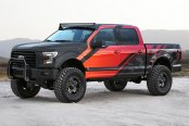 FUEL® - FULL BLOWN 1PC Gloss Black with Milled Accents On Ford F-150