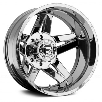 FUEL® - FULL BLOWN DUALLIE 2PC Chrome
