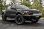 FUEL® - HOSTAGE Matte Black On Ford F-150