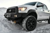 FUEL® - HOSTAGE Matte Black On Toyota Tundra