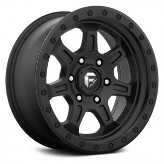 FUEL® - JM2 Matte Black