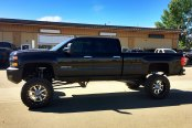 FUEL® - MAVERICK 1PC Chrome PVD on Chevy Silverado 3500 HD