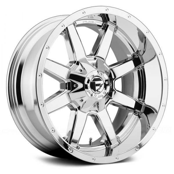 FUEL® - MAVERICK 1PC Chrome PVD