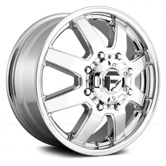 FUEL® - D536 DUALLY MAVERICK 1PC Chrome