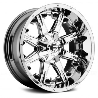FUEL® - NUTZ 1PC Chrome PVD