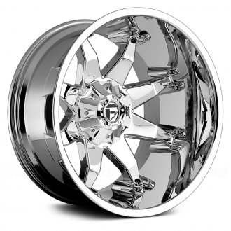 FUEL® - D508 OCTANE 1PC Chrome