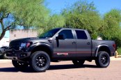 FUEL® - OCTANE Matte Black on Ford F-150