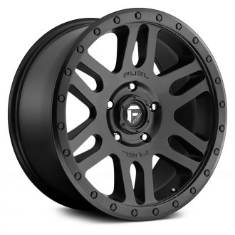 FUEL® - D584 RECOIL 1PC Matte Black
