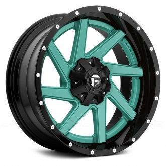 FUEL® - RENEGADE 2PC FORGED CENTER Any Generic Color Center with Black Lip