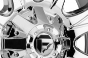 FUEL® - THROTTLE Chrome PVD Close-Up