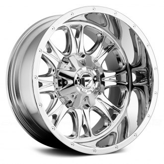 FUEL® - THROTTLE DEEP LIP Chrome PVD