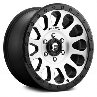 FUEL® - VECTOR 1PC Black with Machined Face