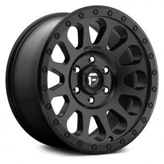 FUEL® - D579 VECTOR 1PC Matte Black