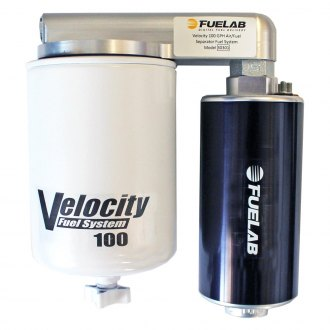 Fuelab® - Velocity Diesel In-Line High Performance Lift Pump Kit