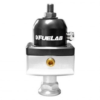 Fuelab® - 575 Series Carbureted Blocking Style Fuel Pressure Mini Regulator