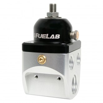 Fuelab® - 585 Series Carbureted Blocking Style Fuel Pressure Regulator