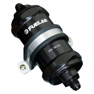 Fuelab® - 818 Series In-Line Fuel Filter